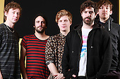 Dec 13, 2012: FOALS - Photosession in Paris France