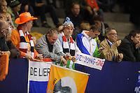 SCHAATSEN: HEERENVEEN: 01-11-2014, IJsstadion Thialf, NK Afstanden, ©foto Martin de Jong