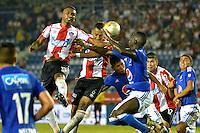 Atletico Junior vs Millonarios, 02-06-2016. LA I _2016