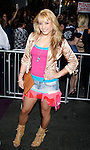 "HOLLYWOOD, CA. - February 24: Actress Montana Tucker arrives at the Los Angeles premiere of ""Jonas Brothers: The 3D Concert Experience"" at the El Capitan Theatre on February 24, 2009 in Los Angeles, California."