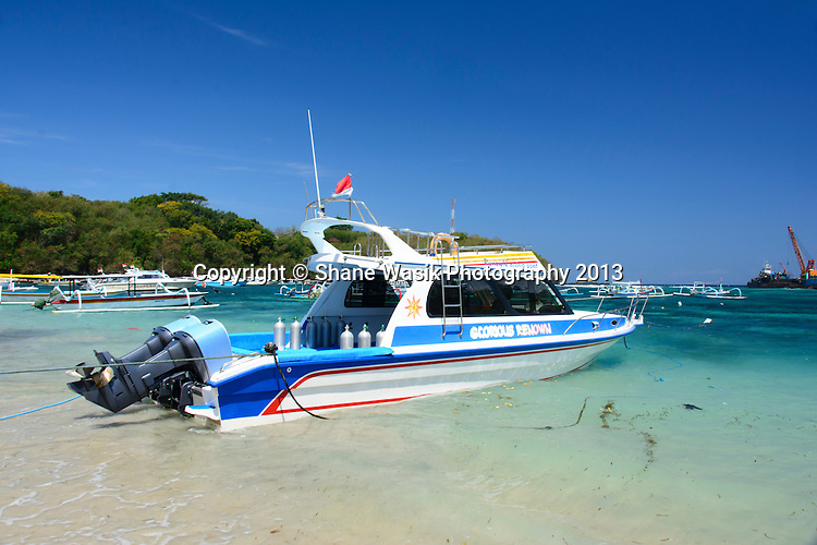 Dive Boat at Padang Bai