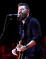 NASHVILLE, TN - JUNE 5: Jordan Davis performs on the 2019 CMT Music Awards at Bridgestone Arena on June 5, 2019 in Nashville, Tennessee. (Photo by Frederick Breedon/PictureGroup)