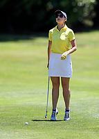 Grace Senior, BOP. Day One of the Toro Interprovincial Women's Championship, Sherwood Golf Club, Whangarei,  New Zealand. Monday 4 December 2017. Photo: Simon Watts/www.bwmedia.co.nz