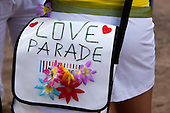 Loveparade 2010, Duisburg, Germany, huge crowds celebrate before revellers are crushed to death in tragic tunnel accident