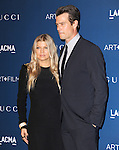 LOS ANGELES, CA - NOVEMBER 02: Josh Duhamel , Fergie arrives at  LACMA 2013 Art + Film Gala held at LACMA  in Los Angeles, California on November 02,2012                                                                               © 2013 Hollywood Press Agency