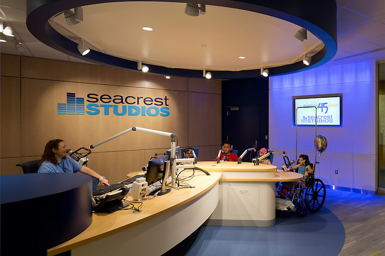 Seacrest Studios at Children's Hospital Colorado| FKP Architects