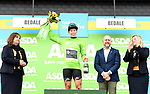 Lorena Wiebes (NED) Parkhotel Valkenburg wins Stage 1 and the Sprints Jersey of the 2019 ASDA Tour de Yorkshire Women's Race, running 132km from Barnsley to Bedale, Yorkshire, England.  3rd May 2019.<br /> Picture: ASO/SWPix | Cyclefile<br /> <br /> All photos usage must carry mandatory copyright credit (© Cyclefile | ASO/SWPix)
