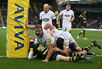 171028 Northampton Saints v Wasps