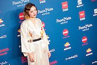 Miranda Makaroff attends to the photocall of the Gala Sida at Palacio de Cibeles in Madrid. November 21, 2016. (ALTERPHOTOS/Borja B.Hojas) //NORTEPHOTO.COM