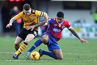 Newport County vs Dagenham and Redbridge 23-01-16