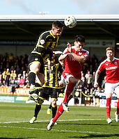 Burton Albion v Barnsley 16.4.16