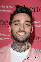 Romeo<br /> at the Benefit Cosmetics Kick Off Of Wing Women Weekend, Space 15 Twenty, Hollywood, CA 09-26-14<br /> David Edwards/DailyCeleb.com 818-249-4998