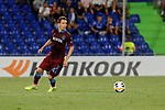 Joao Pereira of Trabzonspor during UEFA Europa League match between Getafe CF and Trabzonspor at Coliseum Alfonso Perez in Getafe, Spain. September 19, 2019. (ALTERPHOTOS/A. Perez Meca)