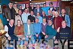 GOLF: Enjoying the Christmas hamper presentation at the Greyhound Bar, Tralee Golf Society at the Greyhound bar on Friday night.   Copyright Kerry's Eye 2008