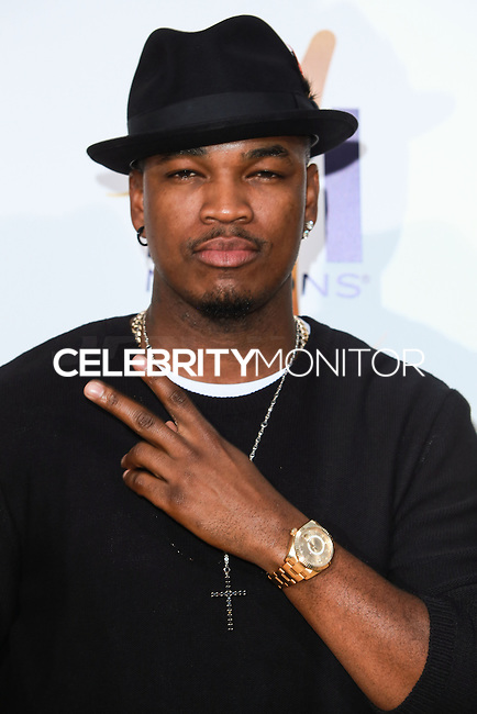 HOLLYWOOD, LOS ANGELES, CA, USA - JUNE 09: Ne-Yo at the Los Angeles Premiere Of Screen Gems' 'Think Like A Man Too' held at the TCL Chinese Theatre on June 9, 2014 in Hollywood, Los Angeles, California, United States. (Photo by David Acosta/Celebrity Monitor)