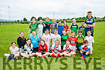U12 at the Cúl Camps, Milltown/ Castlemaine on Monday