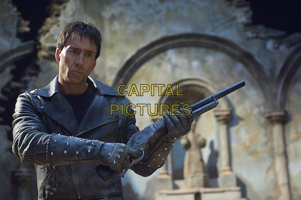 Nicolas Cage.in Ghost Rider.*Filmstill - Editorial Use Only*.CAP/NFS.Supplied by Capital Pictures.