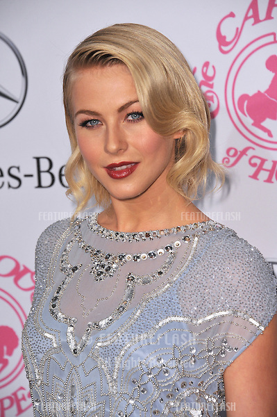 Julianne Hough at the 26th Carousel of Hope Gala at the Beverly Hilton Hotel..October 20, 2012  Beverly Hills, CA.Picture: Paul Smith / Featureflash