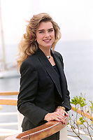 ARCHIVE: CANNES, FRANCE. c. May 1989: Brooke Shields at the Cannes Film Festival.<br /> File photo © Paul Smith/Featureflash