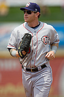 Hamilton, Josh 0877 (Andrew Woolley).jpg. Pacific Coast League Oklahoma City RedHawks against the Round Rock Express at Dell Diamond on May 10th 2009 in Round Rock, Texas. Photo by Andrew Woolley.