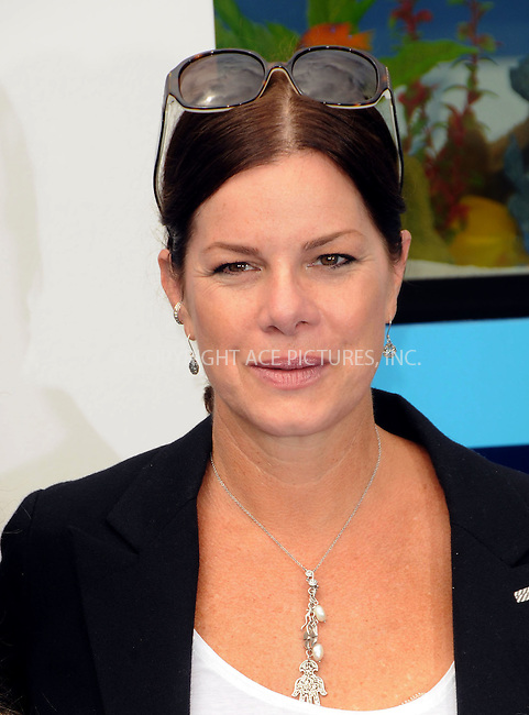 WWW.ACEPIXS.COM . . . . .  ....September 17 2011, LA....Actress Marcia Gay Harden arriving at the Premiere of 'Dolphin Tale' at The Village Theatre on September 17, 2011 in Westwood, California. ....Please byline: PETER WEST - ACE PICTURES.... *** ***..Ace Pictures, Inc:  ..Philip Vaughan (212) 243-8787 or (646) 679 0430..e-mail: info@acepixs.com..web: http://www.acepixs.com