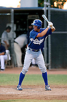 Jeff Hunt - AZL Dodgers - 2009 Arizona League.Photo by:  Bill Mitchell/Four Seam Images..