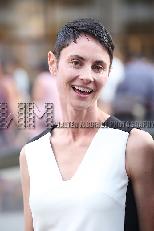 Beth Malone attends the 'Danny Elfman's Music From The Films Of Tim Burton' - 2015 Lincoln Center Festival Opening Night at Josie Robertson Plaza at Lincoln Center on July 6, 2015 in New York City.