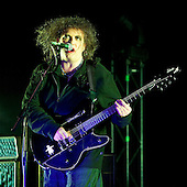 Sep 10, 2011: THE CURE - Bestival Isle of Wight UK
