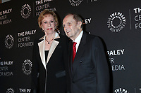 LOS ANGELES - NOV 21:  Carol Burnett, Bob Newhart at the The Paley Honors: A Special Tribute To Television's Comedy Legends at Beverly Wilshire Hotel on November 21, 2019 in Beverly Hills, CA