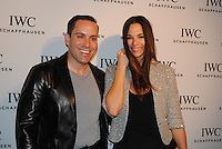 Ivelin Giro attends IWC Timeless Portofino Event on December 3, 2014 (Photos by Getner Fabe/Guest Of A Guest)