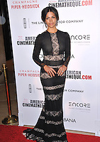 Camila Alves at the 28th Annual American Cinematheque Award Gala honoring Matthew McConaughey at the Beverly Hilton Hotel.<br /> October 21, 2014  Beverly Hills, CA<br /> Picture: Paul Smith / Featureflash