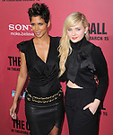 Abigail Breslin annd Halle Berry at The Tri Star Pictures' World Premiere of The Call held at The Arclight Theater in Hollywood, California on March 05,2013                                                                   Copyright 2013 Hollywood Press Agency
