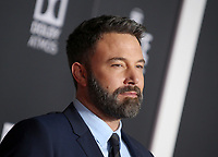 LOS ANGELES, CA - NOVEMBER 13: Ben Affleck, at the Justice League film Premiere on November 13, 2017 at the Dolby Theatre in Los Angeles, California. Credit: Faye Sadou/MediaPunch /NortePhoto.com