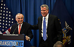 De Blasio Names New York Police Commissioner