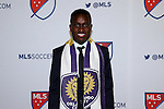 14 January 2016: Richie Laryea was taken with the #7 overall pick by Orlando City FC. The 2016 MLS SuperDraft was held at The Baltimore Convention Center in Baltimore, Maryland as part of the annual NSCAA Convention.