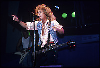 Night Ranger performs at Poplar Creek Music Theatre in Hoffman Estates, Illinois. July11,1986  <br /> CAP/MPI/GA<br /> ©GA//MPI/Capital Pictures