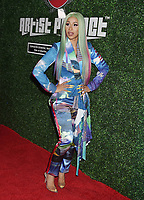 WEST HOLLYWOOD, CA - APRIL 12: Cardi B attends the Swisher Sweets Awards honoring Cardi B with the 2019 'Spark Award' at The London West Hollywood on April 12, 2019 in West Hollywood, California.<br /> CAP/ROT/TM<br /> ©TM/ROT/Capital Pictures