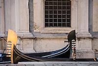 Venice, Bridges, Boats and Canals