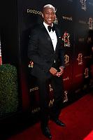 PASADENA - May 5: J August Richards at the 46th Daytime Emmy Awards Gala at the Pasadena Civic Center on May 5, 2019 in Pasadena, California