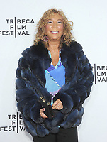 NEW YORK, NY - APRIL 19: Denise Rich attends  'Clive Davis: The Soundtrack of Our Lives' 2017 Opening Gala of the Tribeca Film Festival at Radio City Music Hall on April 19, 2017 in New York City. <br /> CAP/MPI/JP<br /> &copy;JP/MPI/Capital Pictures