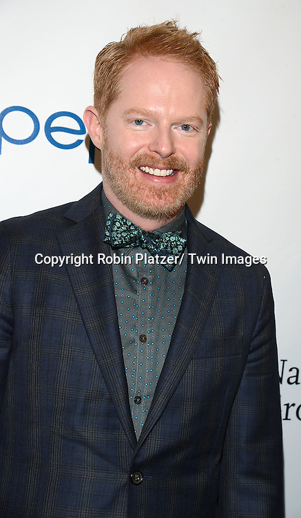 Jesse Tyler Ferguson attends the 80th Annual Drama League Awards Ceremony and Luncheon on May 16, 2014 at the Marriot Marquis Hotel in New York City, New York, USA.