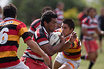 Counties Manukau Academy vs Waikato Academy rugby game played at Wesley College on February the 27th, 2008. Counties Manukau won 43 - 5.