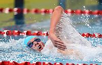 Quinton Hurley, 1500m Free. AON Swimming New Zealand National Open Swimming Championships, National Aquatic Centre, Auckland, New Zealand, Friday 6 July 2018. Photo: Simon Watts/www.bwmedia.co.nz