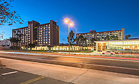 Images of the new San Joaquin and Santa Catalina residence halls