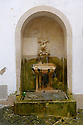 Lisbon, Portugal. 21.03.2015. The poet's fountain in the Alfama district of Lisbon. © Jane Hobson.
