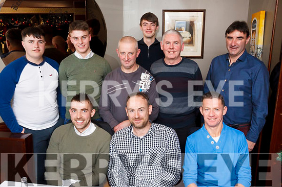 Envoirecoat staff enjoying their Xmas party in Benners Hotel  on Saturday evening.