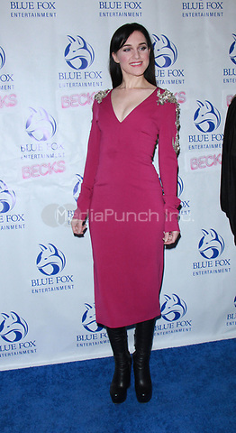 NEW YORK, NY February 05, 2018: Lena Hall attend Blue Fox Entertainment  present New York premiere of Becks at the Alamo Drafthouse 445 Albee Square  in Brroklyn New York. February 05, 2018. Credit:RW/MediaPunch