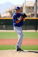 Derek Holland / Texas Rangers 2008 Spring Training..Photo by:  Bill Mitchell/Four Seam Images