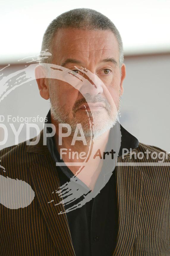 Arnaud des Pallières beim Photocall zu 'Orpheline / Orphan' auf dem 64. Internationalen Filmfestival San Sebastian / Festival Internacional de Cine de Donostia-San Sebastián, 17.09.2016