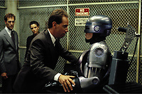 RoboCop (1987) <br /> Peter Weller &amp; Miguel Ferrer<br /> *Filmstill - Editorial Use Only*<br /> CAP/KFS<br /> Image supplied by Capital Pictures